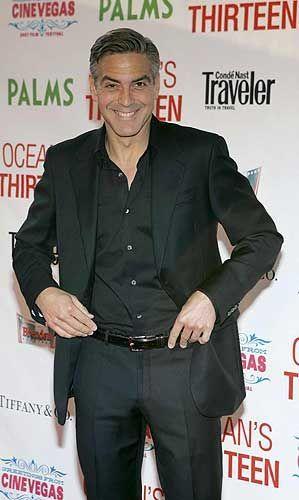 Geroge Clooney - 'Lüks içinde yaşasam da doğaya saygılıyım'